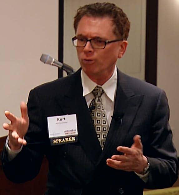Business Keynote Speaker Kurt Kazanowski