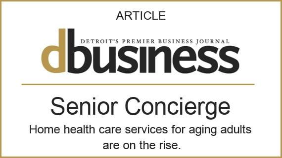 Senior Concierge Article